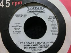 画像1: Pizzicato Fiveネタ★BOHANNON-『LET'S START II DANCE AGAIN』
