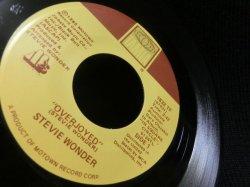 画像3: スティーヴィー・ワンダー/USジャケ原盤★STEVIE WONDER-『OVERJOYED』
