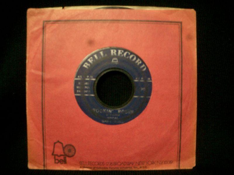 Gary King / Bobbie Rett - Rockin' Robin / Susie Darlin'