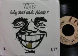 画像2: Smash Mouthスカ元ネタ/USジャケ原盤★WAR-『WHY CAN'T WE BE FRIENDS?』