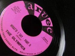 画像3: Ray Charlesレアカバー★THE OLYMPICS-『WHAT'D I SAY』