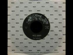 """画像1: """"Yakety Wax""""収録/Coastersカバー★THE JAYHAWKS-『BETTY BROWN』"""