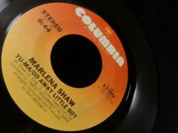 画像2: サバービア選出/US原盤★MARLENA SHAW-『YU-MA/GO AWAY LITTLE BOY』