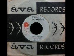 画像1: Bill Justisレアカバー★ERNIE FREEMAN-『RAUNCHY '65』